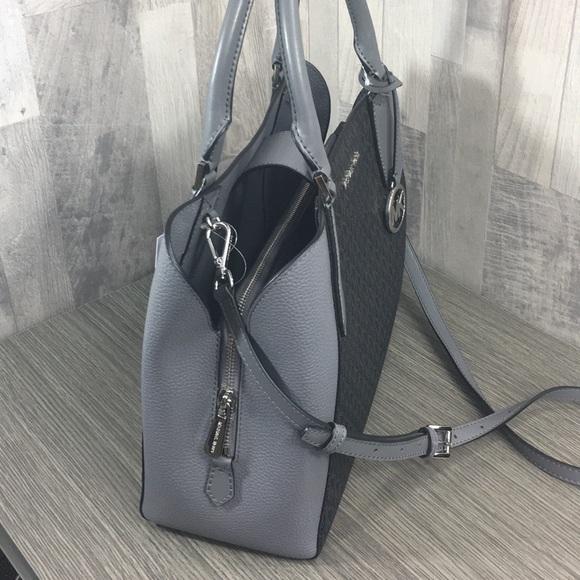 Michael Kors Handbags - MICHAEL KORS KIMBERLY LARGE SATCHEL SHOULDER BAG